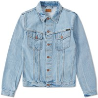 Nudie Jeans Billy Jacket Blue