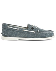 Sperry Blue Technical Sneakers