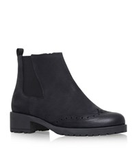Carvela Kurt Geiger Russell Ankle Boots Female Black