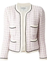 Chanel Vintage Boucle Skirt Suit