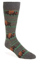 Hot Sox Men's 'Buffalo' Socks