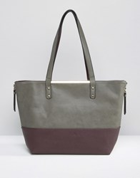 Oasis Rosie Reversible Shopper Multi