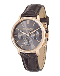 Morellato Wrist Watches Dark Brown
