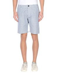 Zu Elements Trousers Bermuda Shorts Men Sky Blue