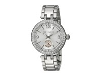 Ted Baker Smart Casual Collection Custom Link Bracelet Watch Silver Watches