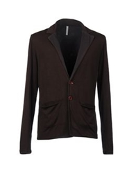 Aimo Richly Blazers Dark Brown