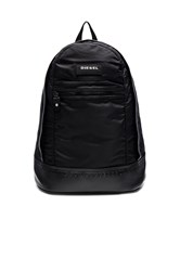 Diesel On The Road Twice New Ride Backpack Black