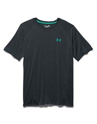 Under Armour Space Dye Tech Tee Charcoal