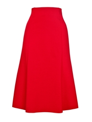 Winser Miracle Flared Skirt Hollywood Red