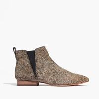 Madewell The Nadine Chelsea Boot Espresso Bean