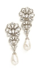 Ben Amun Formal Earrings Silver
