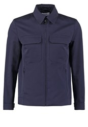 Reiss Casablanca Summer Jacket Navy Dark Blue