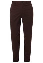 Tiger Of Sweden Rollins Chinos Bordeaux