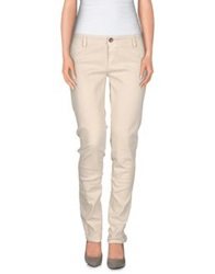 Basicon Casual Pants Ivory