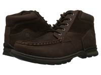 Nunn Bush Pershing Moc Toe Brown Men's Lace Up Boots