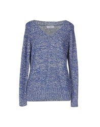Axara Paris Sweaters Blue