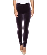 Wolford Velvet Leggings Nightshade Women's Workout Gray