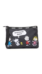 Le Sport Sac Peanuts X Lesportsac Essential Wristlet Fun With Friends