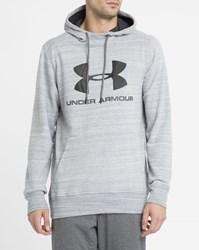Under Armour Grey Triblend Sportstyle Hoody