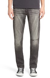 True Religion Men's Big And Tall Brand Jeans 'Geno' Straight Leg Jeans Dgdl Worn Concrete