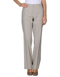 Hache Casual Pants Light Grey