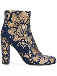 P.A.R.O.S.H. 'Walshoe' Boots Blue