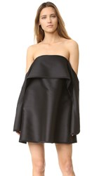 Dion Lee Levitation Dress Black