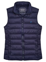Joules Go To Padded Gilet Navy