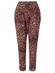 Alice By Temperley Somerset By Alice Temperley Leopard Print Trousers Multi