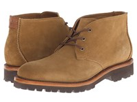 Trask Gulch 2.0 Whiskey Water Resistant Suede Men's Dress Boots Brown
