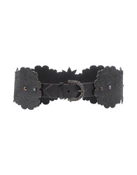 Valentino Garavani Small Leather Goods Belts Women Black