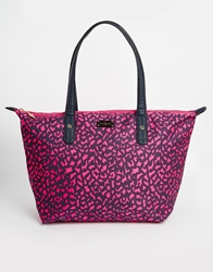 Pauls Boutique Betty Shoulder Bag In Tiger Print