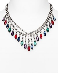 Aqua Hayley Statement Necklace 16 Multi