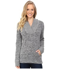 Kuhl Isla Hoodie Ash Women's Long Sleeve Pullover Gray