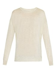 Isabel Marant Berwyn Silk And Cashmere Knit Sweater