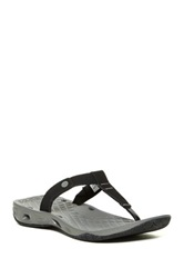 Columbia Sunlight Vent Sandal Black