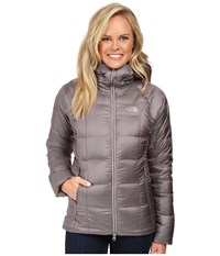 The North Face Immaculator Parka Rabbit Grey Women's Coat Gray