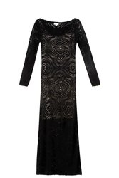 Temperley London Raya Dress Black