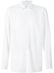 Bruta Loose Fit Shirt White