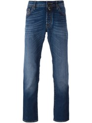 Jacob Cohen Tapered Regular Jeans Blue