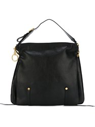 Jimmy Choo Large 'Mardy' Tote Black
