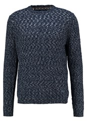 Pepe Jeans Millbank Jumper 581 Mottled Dark Grey