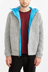 Patagonia Insulated Better Zip Sweater Grey Multi
