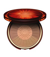 Clarins Summer Bronzing And Blush Compact Female