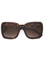 Chanel 'Bijoux' Sunglasses Brown
