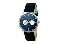 Ted Baker Dress Sport Collection 10024785 Silver Blue Watches
