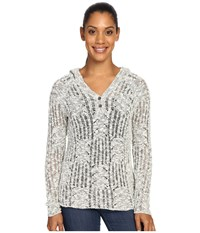 Aventura Clothing Skyler Sweater Whisper White Women's Sweater