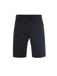 Marc Jacobs Drawstring Cotton And Linen Blend Shorts