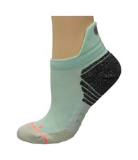 Stance Plyo Mint Women's Crew Cut Socks Shoes Green