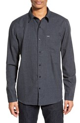 Men's Hurley 'One And Only 2.0' Regular Fit Woven Shirt